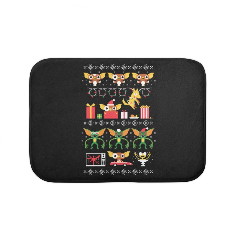 No Cookies After Midnight Home Bath Mat by DinoMike's Artist Shop