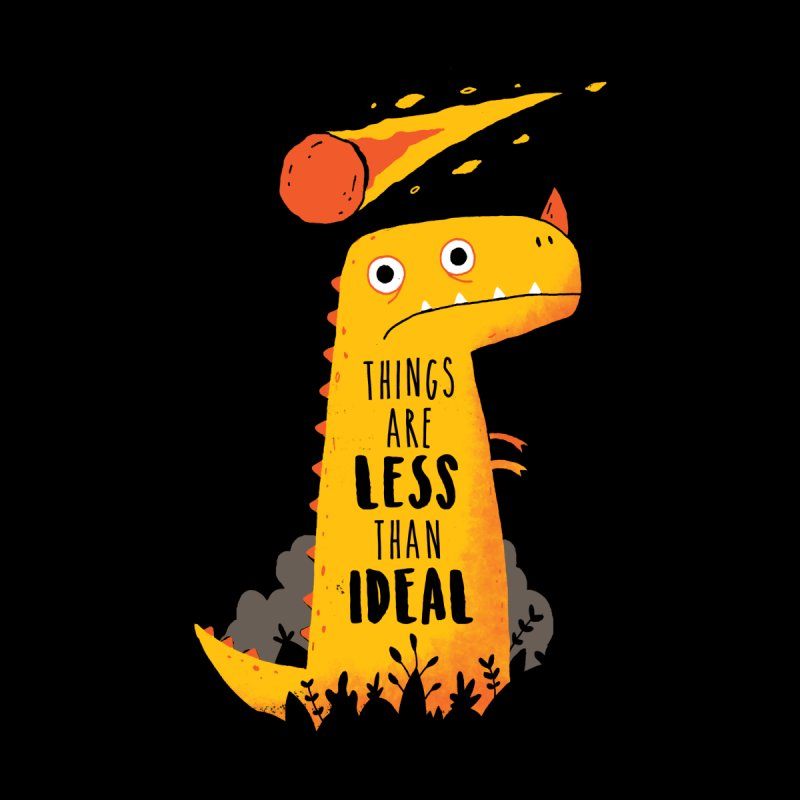 Less Than Ideal Women's Tank by DinoMike's Artist Shop
