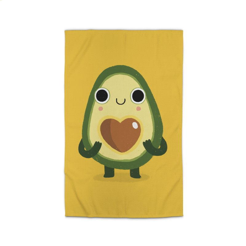 Luvocado Home Rug by DinoMike's Artist Shop