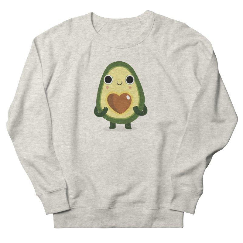 Luvocado Women's Sweatshirt by DinoMike's Artist Shop