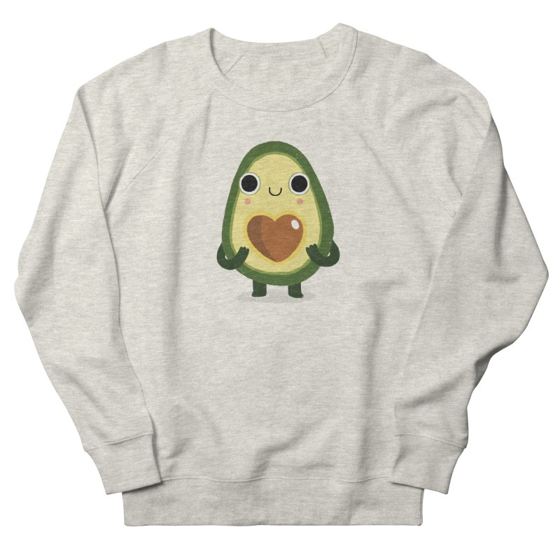 Luvocado Men's Sweatshirt by DinoMike's Artist Shop