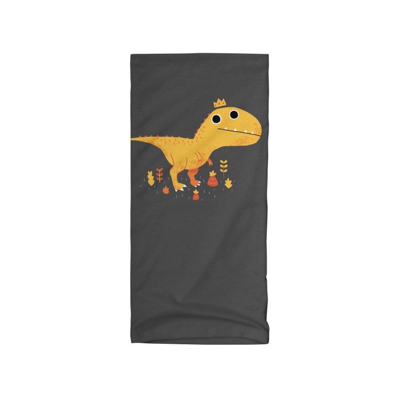 Tyrant Lizard King Accessories Neck Gaiter by DinoMike's Artist Shop