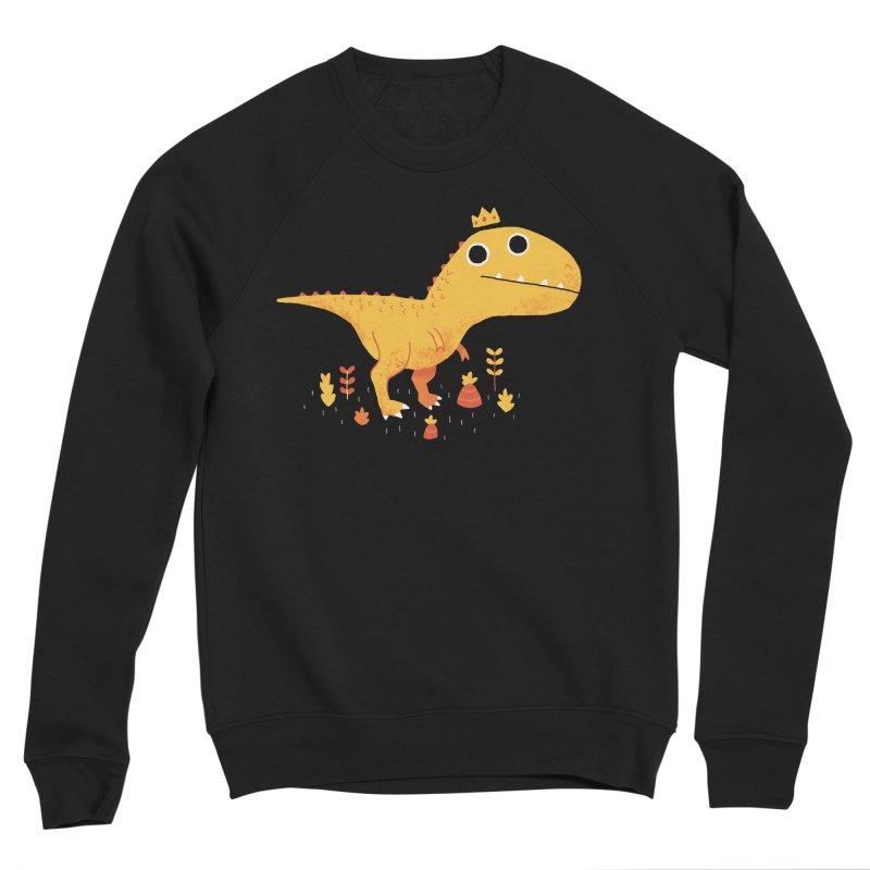 Tyrant Lizard King Women's Sweatshirt by DinoMike's Artist Shop
