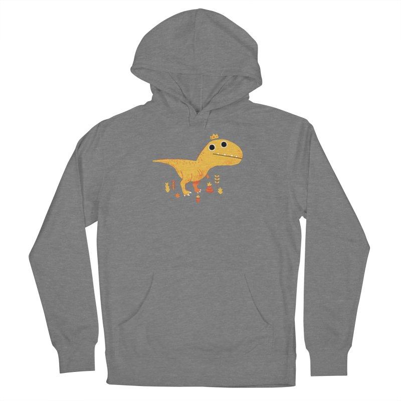 Tyrant Lizard King Women's Pullover Hoody by DinoMike's Artist Shop