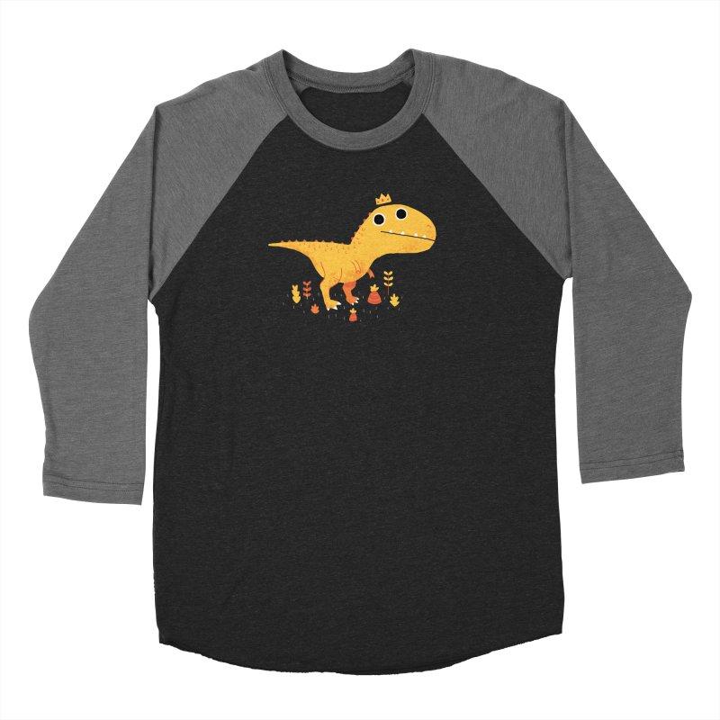 Tyrant Lizard King Women's Longsleeve T-Shirt by DinoMike's Artist Shop