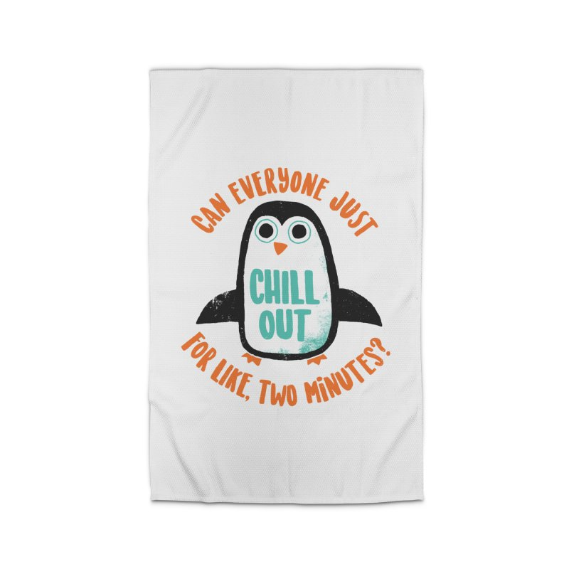 Chill Out Home Rug by DinoMike's Artist Shop