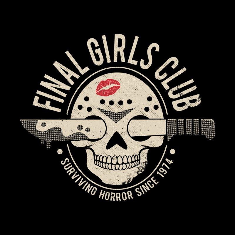 Final Girl Club Women's Tank by DinoMike's Artist Shop