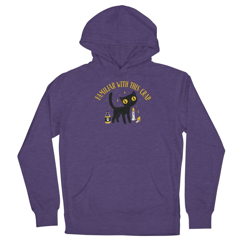 Familiar With This Crap Men's Pullover Hoody by DinoMike's Artist Shop