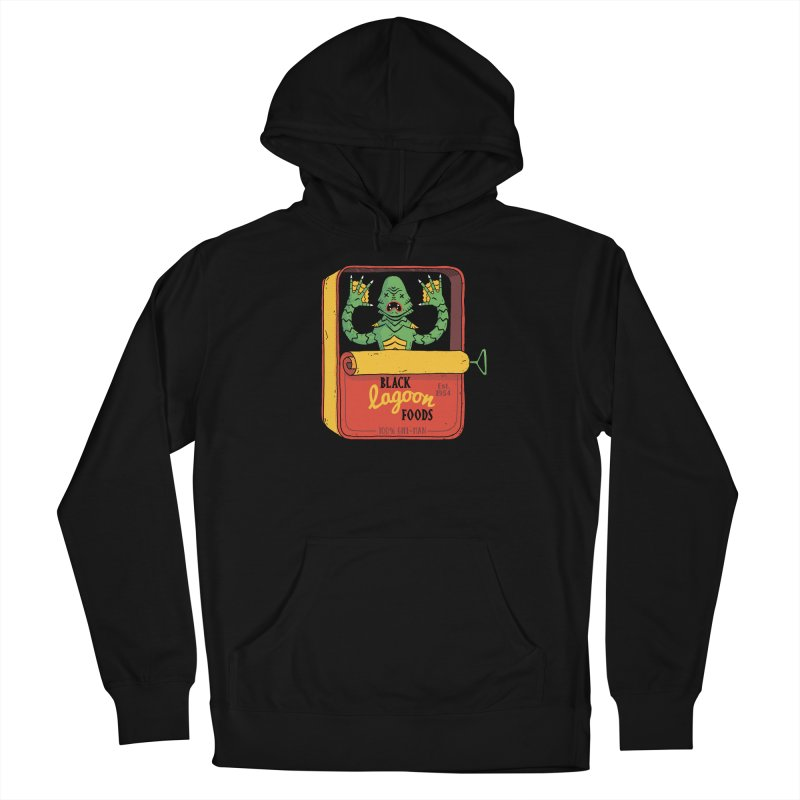 Tinned Creature Men's Pullover Hoody by DinoMike's Artist Shop