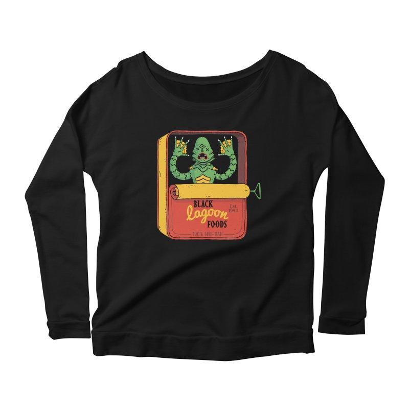 Tinned Creature Women's Longsleeve T-Shirt by DinoMike's Artist Shop
