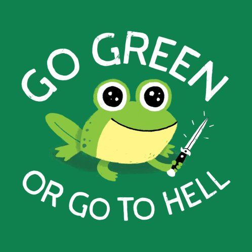 Design for Go Green