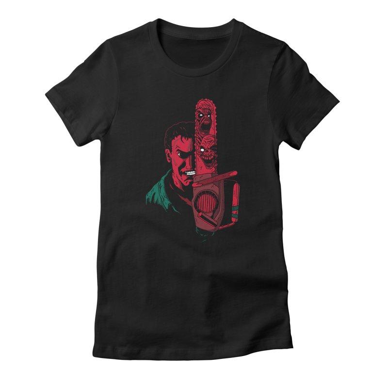 Ashley Women's T-Shirt by DinoMike's Artist Shop
