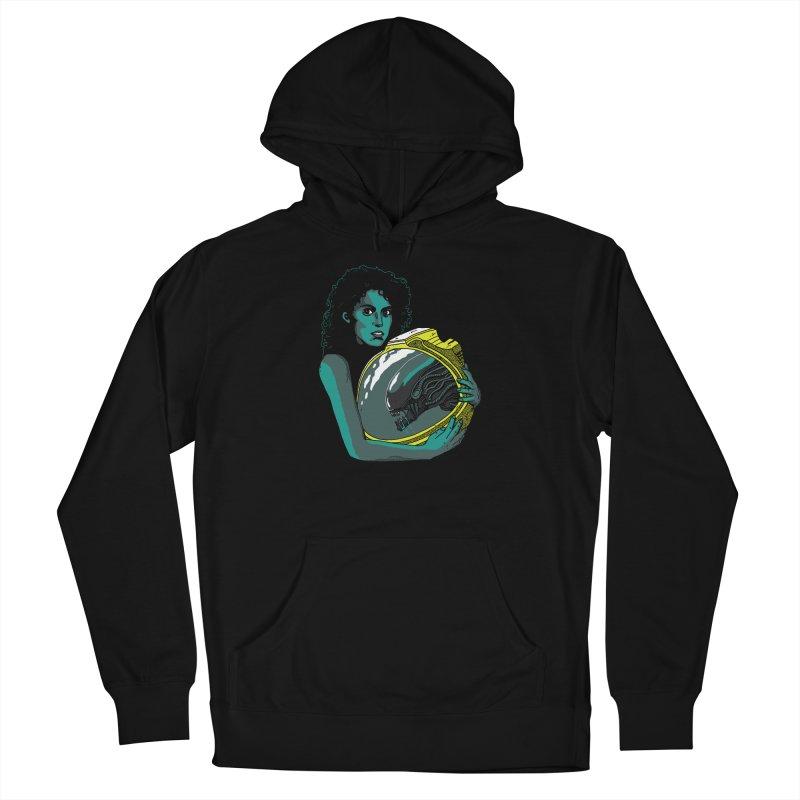 Ellen Men's Pullover Hoody by DinoMike's Artist Shop