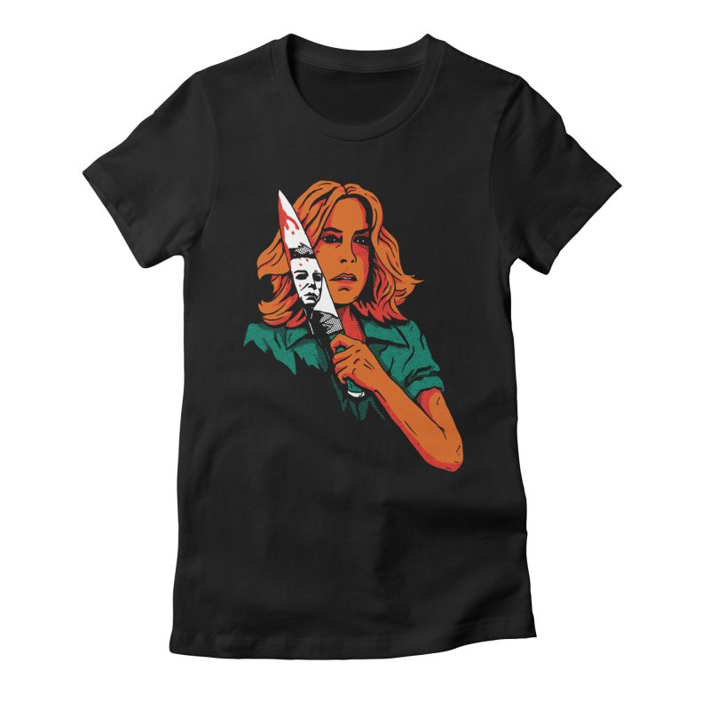 Laurie Women's T-Shirt by DinoMike's Artist Shop
