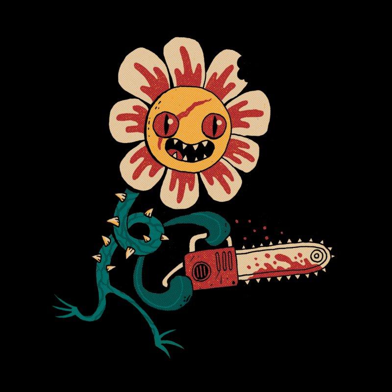 Wild Flower Women's T-Shirt by DinoMike's Artist Shop