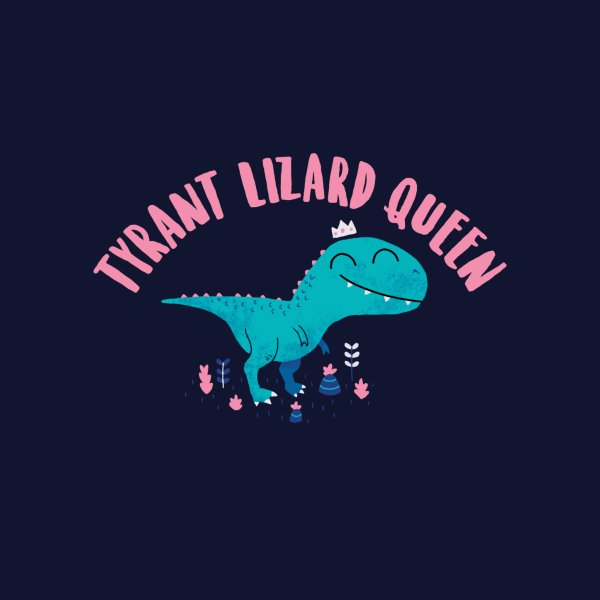 image for Tyrant Lizard Queen