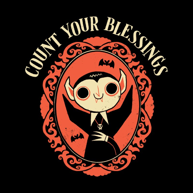 Count Your Blessings Women's T-Shirt by DinoMike's Artist Shop