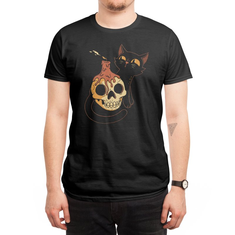 Lights Out Men's T-Shirt by DinoMike's Artist Shop