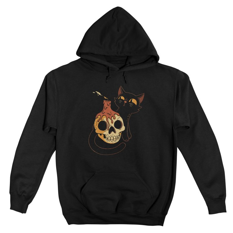 Lights Out Women's Pullover Hoody by DinoMike's Artist Shop