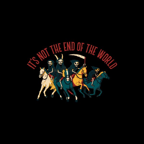 image for Not The End Of The World