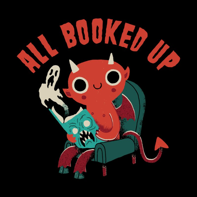 All Booked Up Men's T-Shirt by DinoMike's Artist Shop