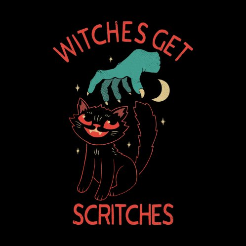 Design for Witches Get Scritches