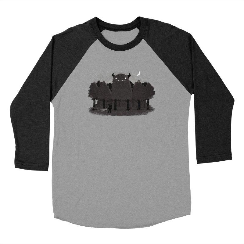 Monster Hunting Men's Longsleeve T-Shirt by DinoMike's Artist Shop