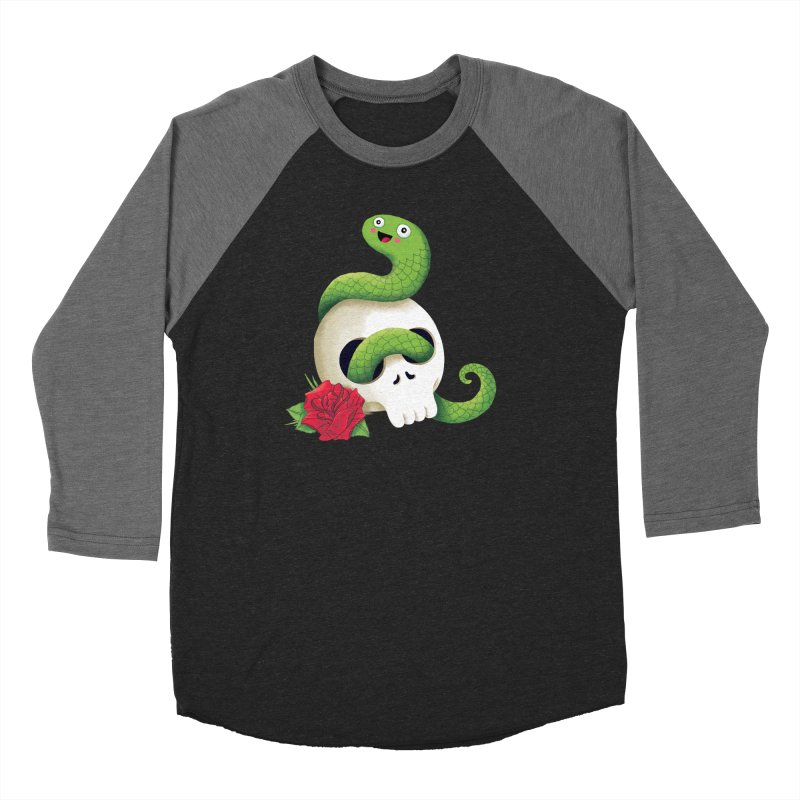Ultra Badass Snake Men's Longsleeve T-Shirt by DinoMike's Artist Shop