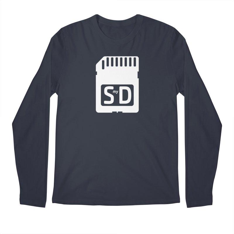 SmyD Pro Men's Regular Longsleeve T-Shirt by dinonuggets's Artist Shop