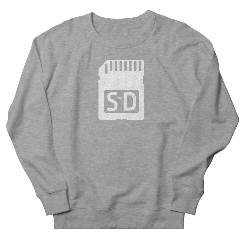 SmyD Pro Women's French Terry Sweatshirt by dinonuggets's Artist Shop