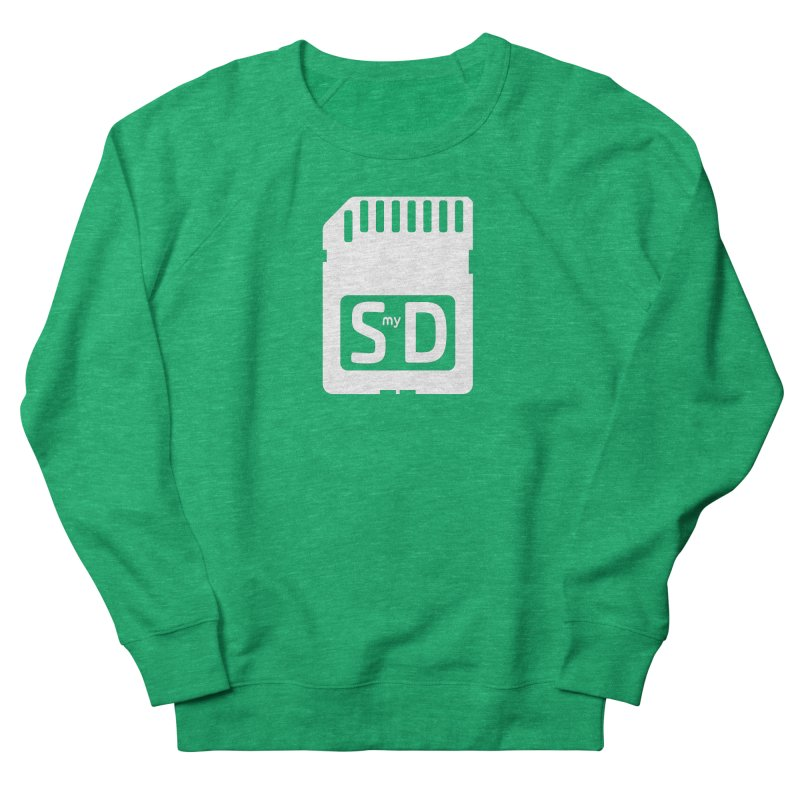 SmyD Pro Men's French Terry Sweatshirt by dinonuggets's Artist Shop