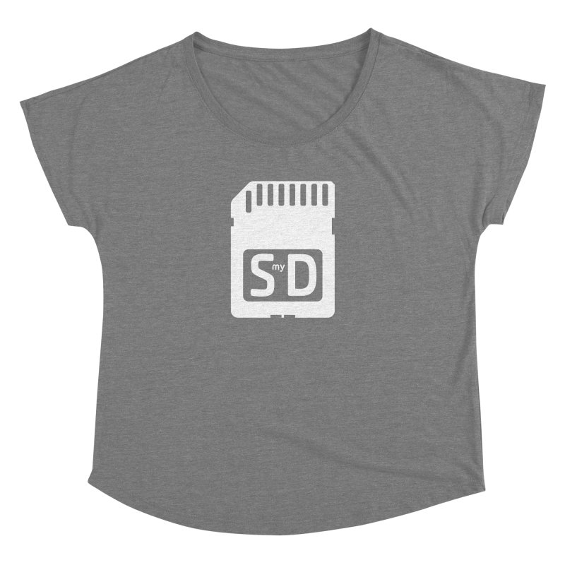 SmyD Pro Women's Scoop Neck by dinonuggets's Artist Shop