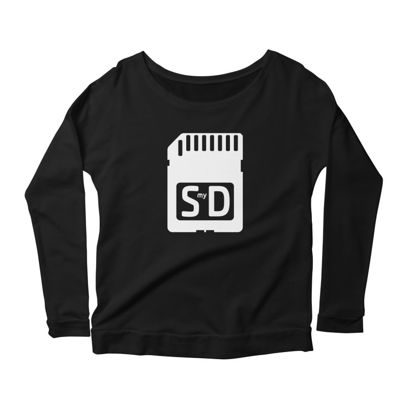 SmyD Pro Women's Scoop Neck Longsleeve T-Shirt by dinonuggets's Artist Shop