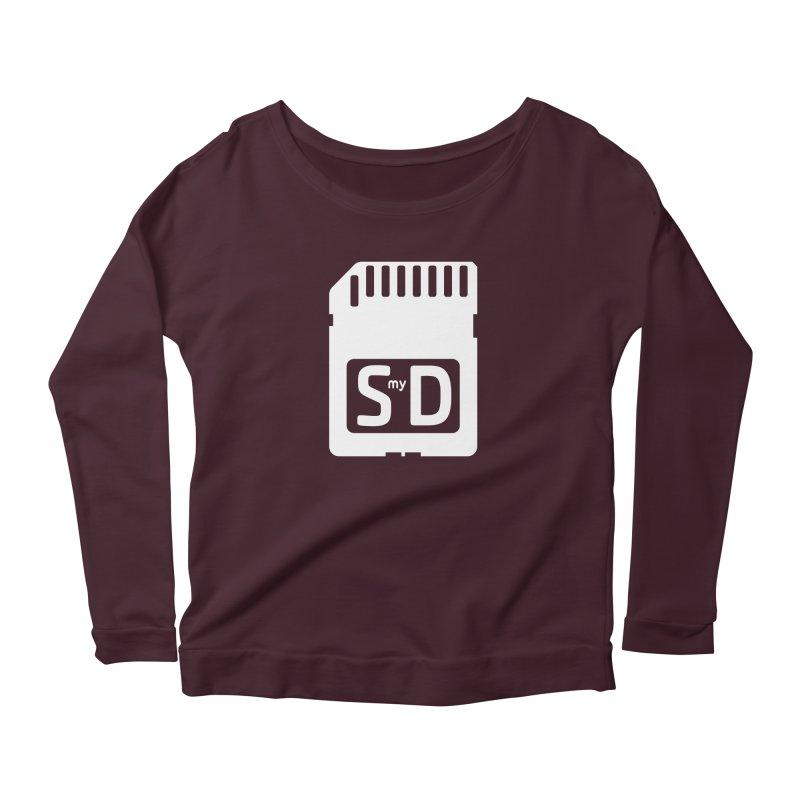 SmyD Pro Women's Scoop Neck Longsleeve T-Shirt by dinonuggets's Artist Shop