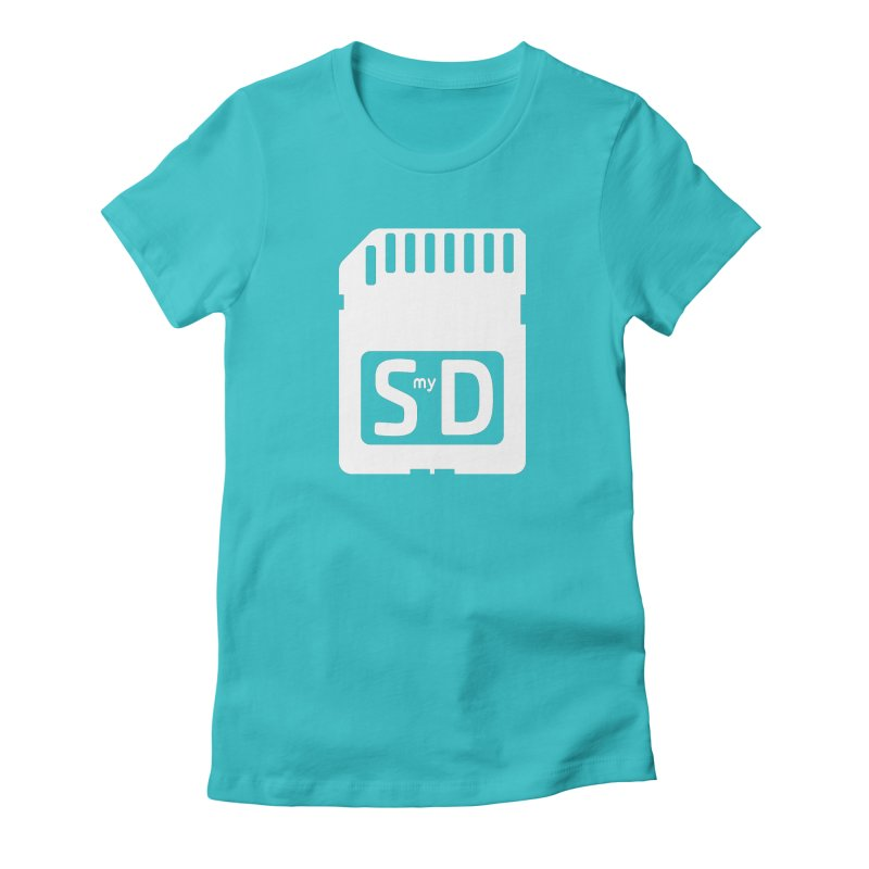 SmyD Pro Women's Fitted T-Shirt by dinonuggets's Artist Shop