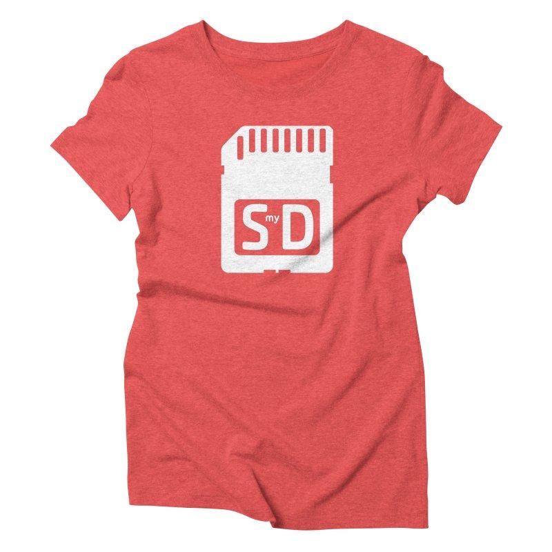 SmyD Pro Women's Triblend T-Shirt by dinonuggets's Artist Shop