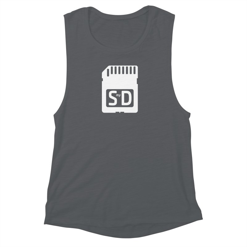 SmyD Pro Women's Muscle Tank by dinonuggets's Artist Shop