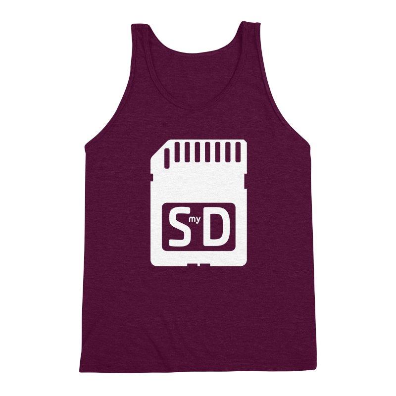 SmyD Pro Men's Triblend Tank by dinonuggets's Artist Shop