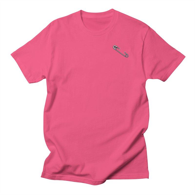 #SafetyPin Women's Regular Unisex T-Shirt by dinonuggets's Artist Shop