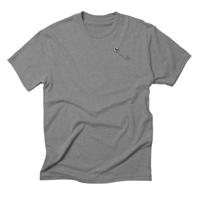 #SafetyPin Men's Triblend T-Shirt by dinonuggets's Artist Shop