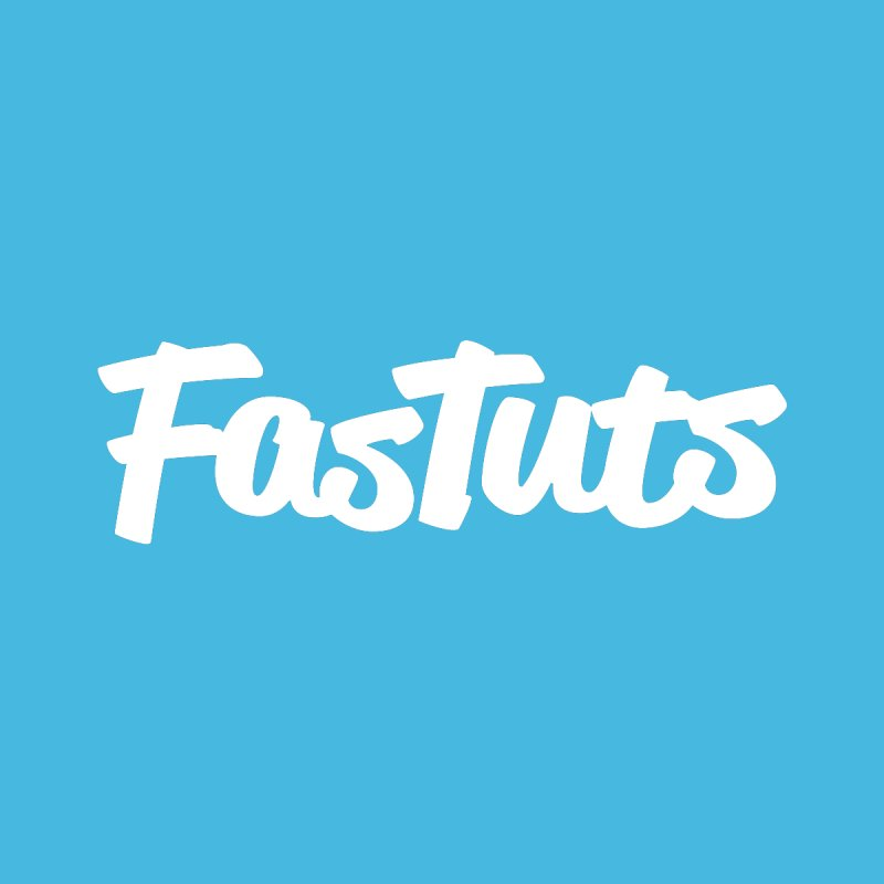 Fastuts Logo Men's T-Shirt by dinonuggets's Artist Shop