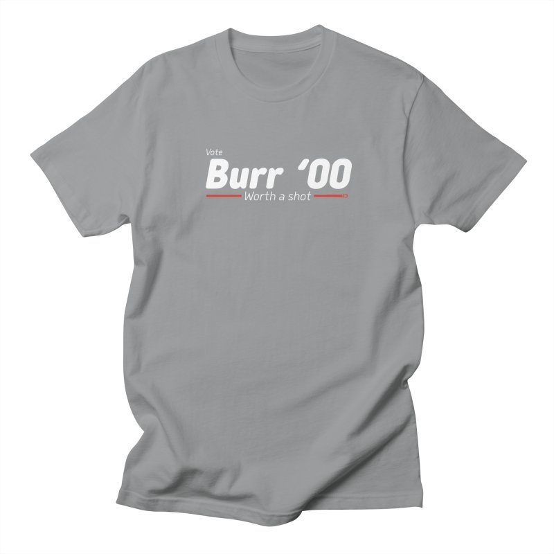 Aaron Burr - The Election of 1800 (Hamilton) Men's Regular T-Shirt by dinonuggets's Artist Shop
