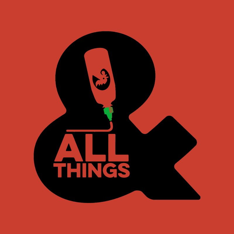 Sriracha & ALL THINGS Men's Triblend T-Shirt by dinonuggets's Artist Shop