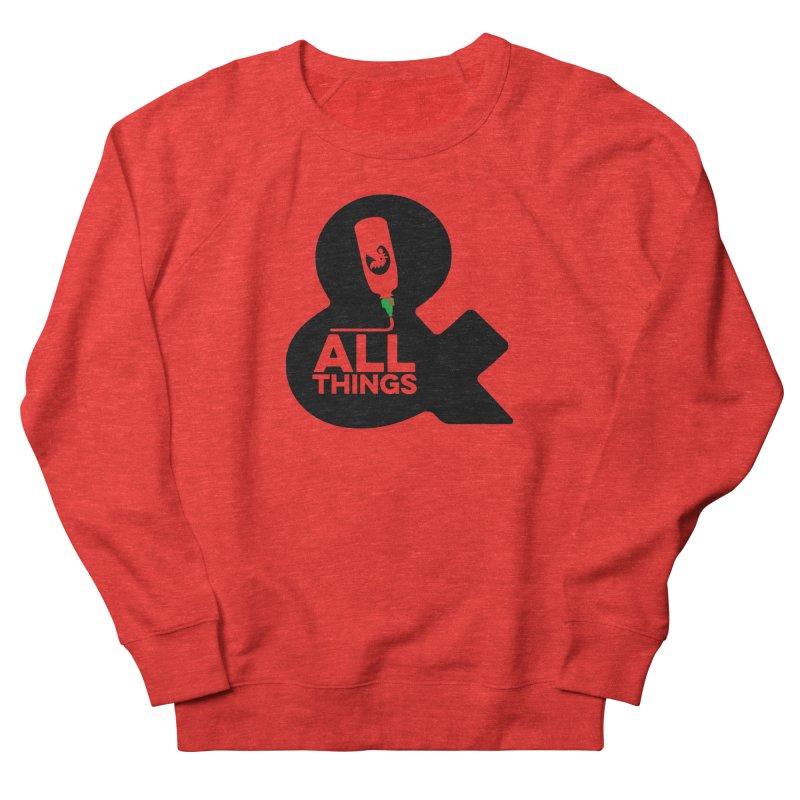 Sriracha & ALL THINGS Women's Sweatshirt by dinonuggets's Artist Shop
