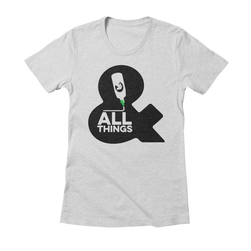 Sriracha & ALL THINGS Women's T-Shirt by dinonuggets's Artist Shop
