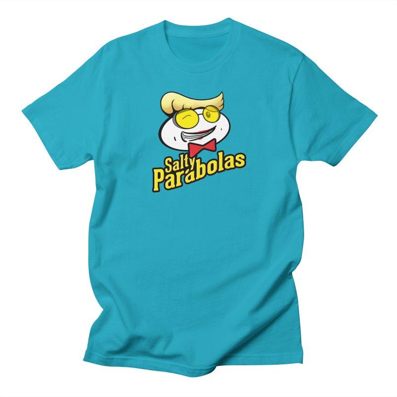 Holtzmann's Salty Parabolas Men's Regular T-Shirt by dinonuggets's Artist Shop