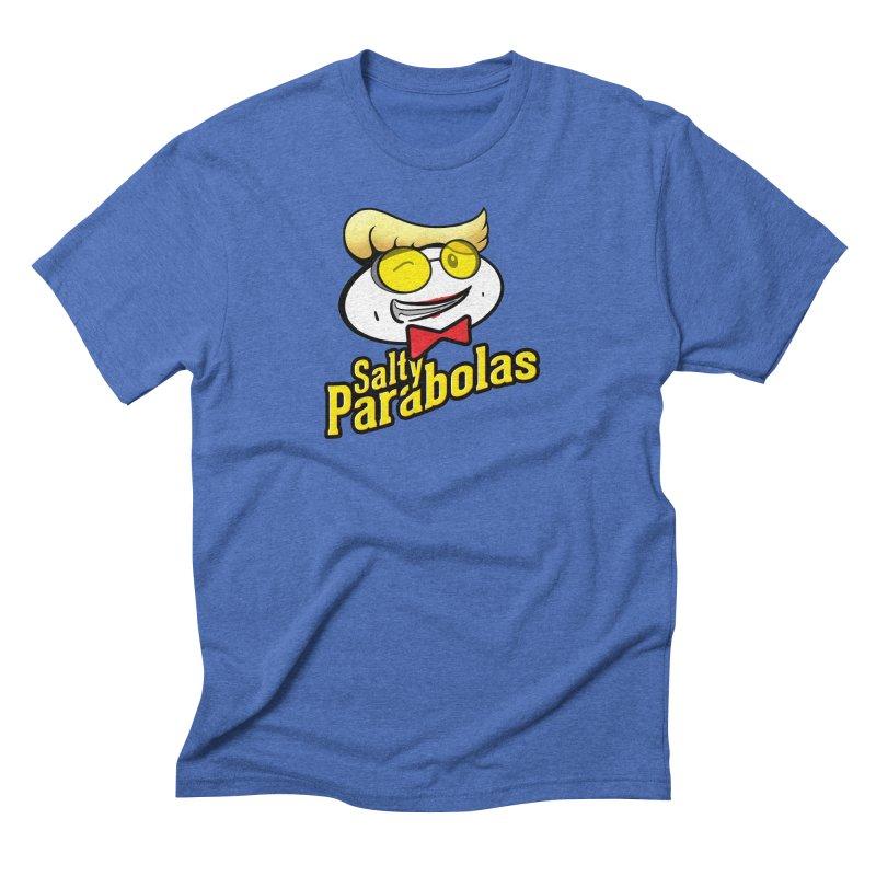 Holtzmann's Salty Parabolas Men's T-Shirt by dinonuggets's Artist Shop