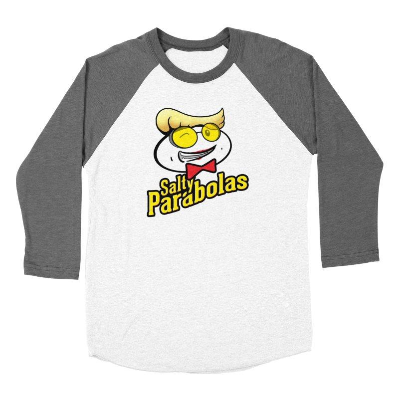 Holtzmann's Salty Parabolas Men's Baseball Triblend Longsleeve T-Shirt by dinonuggets's Artist Shop