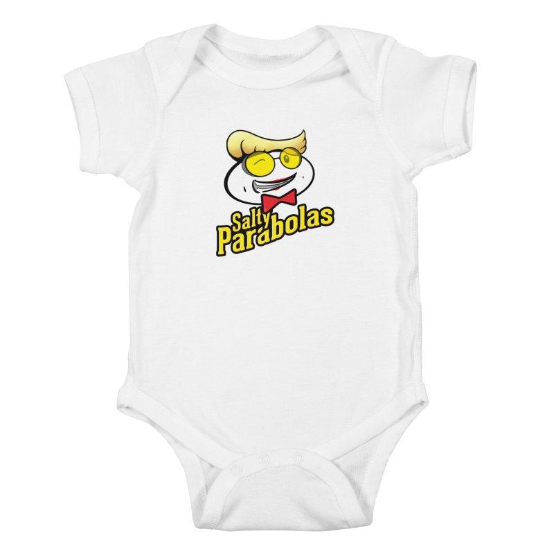 Holtzmann's Salty Parabolas Kids Baby Bodysuit by dinonuggets's Artist Shop