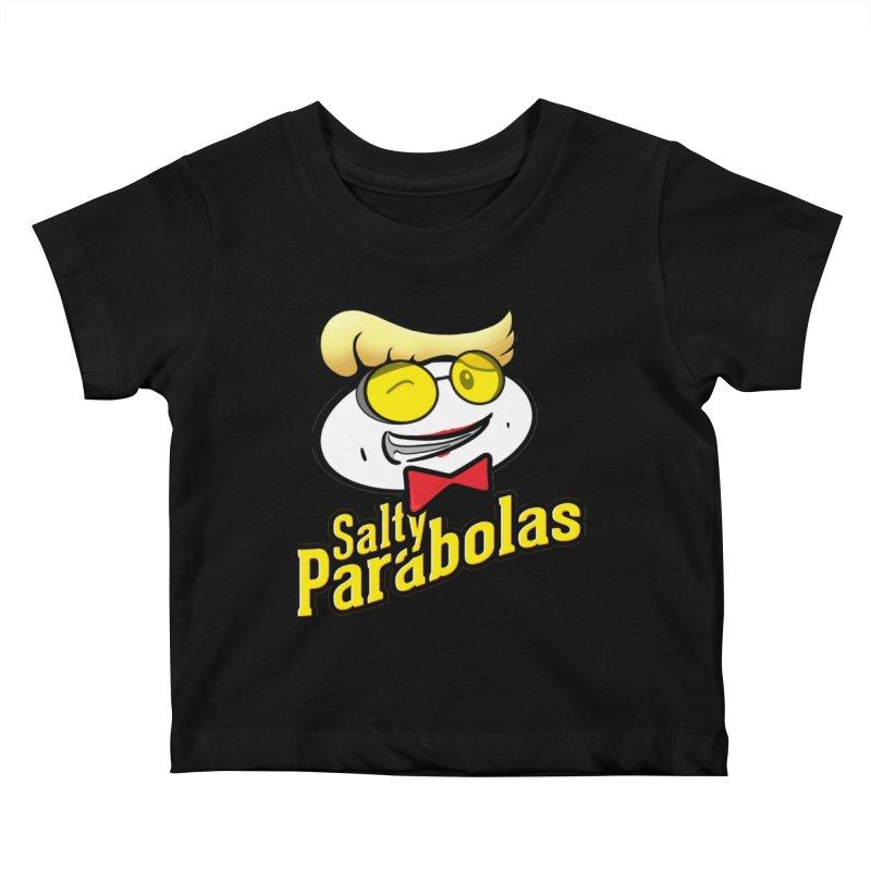 Holtzmann's Salty Parabolas Kids Baby T-Shirt by dinonuggets's Artist Shop